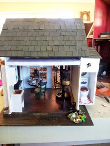 Miniature Witches Home