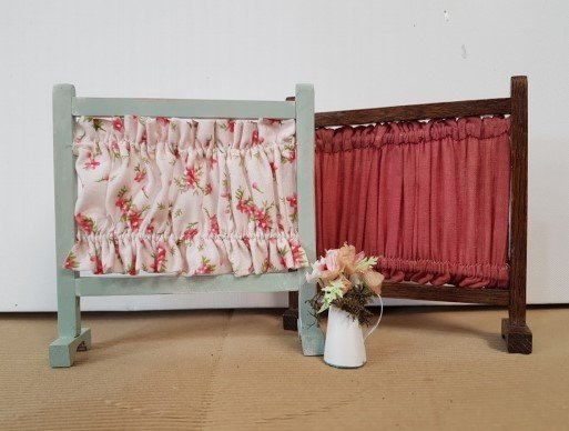 Free Shabby Chic Screen Project