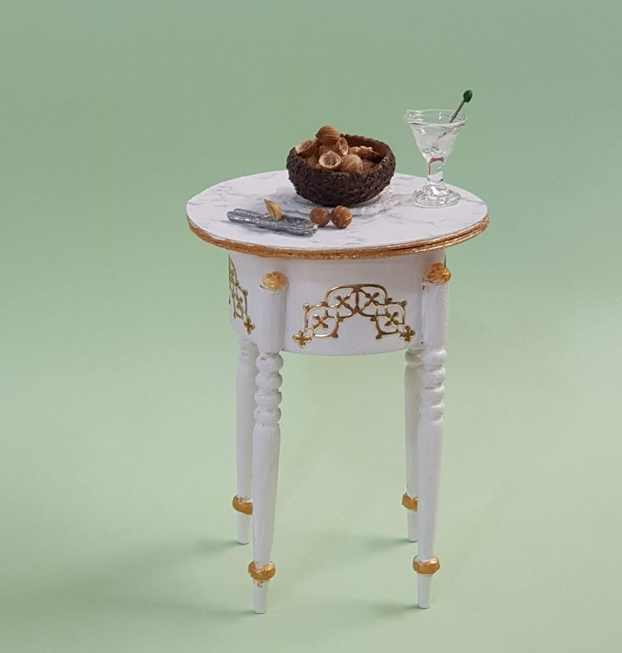 Miniature occasional table project