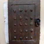 Miniature Tudor Door